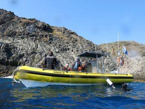 cursos de buceo en port de la selva barca
