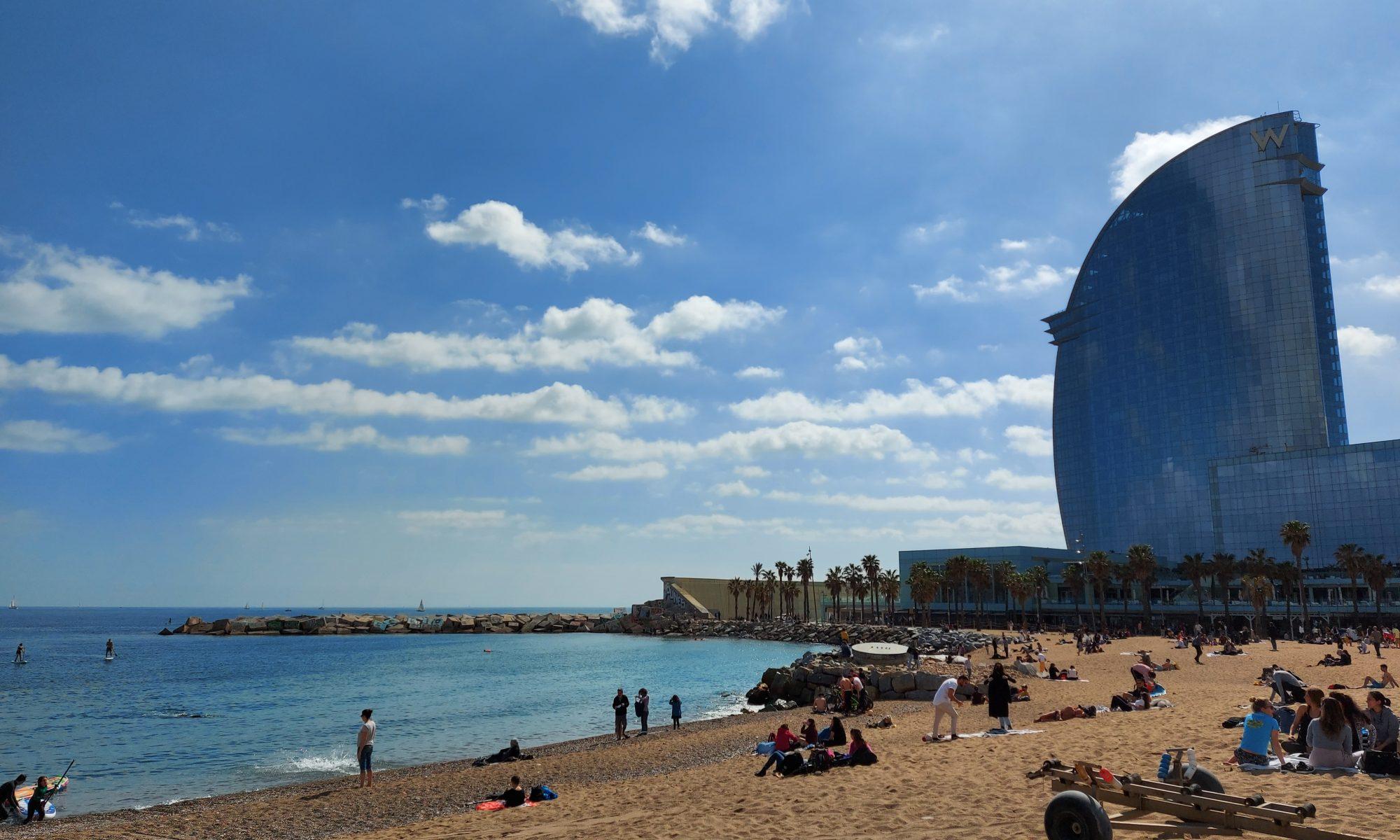 buceo en barcelona